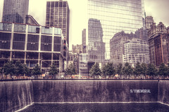 9/11 Memorial (Premkumar_Sparkcrews) Tags: newyork america us nikon memorial unitedstates manhattan 911 attack terrorist memory terror twintowers wtc uni groundzero hdr broklyn 911memorial terroristattack nikond3100 sparkcrews sparkcrewsstudios premkumarsparkcrews sparkcrewscom premkumarsachidanandam