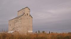 Onoway Alberta Grain Elevator (Wilson Hui) Tags: canada rural elevator grain alberta prairies grainelevator westerncanada ruralalberta canadianprairies onoway