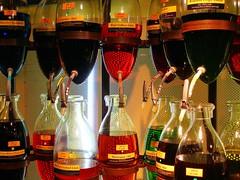Innsbruck (Lambe58) Tags: colors austria bottles liquor brandy colori innsbruck grappa bottiglie distillation liquori distillazione