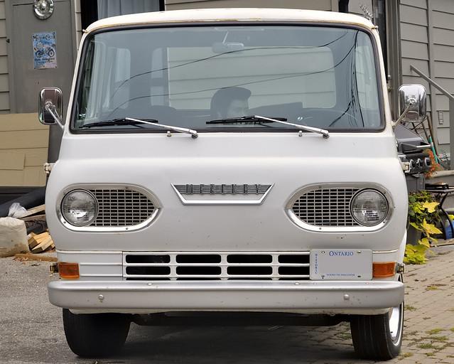 auto toronto ontario canada classic truck vintage automobile mercury pickup parkdale 2012 1965 d300 roncesvalles econoline em100 edk7 fordmotorcompanyofcanadaltd