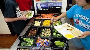 School Cafeteria Food