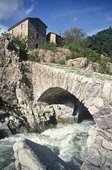 Pont de l'estrechure (Gorges du gardon)