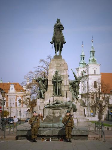 Toussaint, Cracovie, Pologne