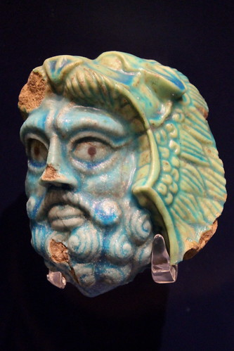 Head of Hercules Amulet