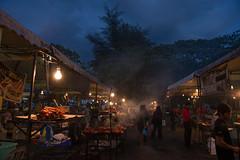 Bandar Seri Begawan night food market (happy.apple) Tags: geotagged smoke meat grill brunei bandarseribegawan bruneidarussalam nightfoodmarket bruneimuara