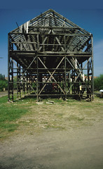 Wood Drying Shed 02