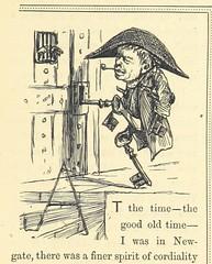 Image taken from page 191 of '[The Story of a Feather.]' (The British Library) Tags: bldigital date1867 pubplacelondon publicdomain sysnum001866711 jerrolddouglaswilliam small vol0 page191 mechanicalcurator imagesfrombook001866711 imagesfromvolume0018667110 lettera man hat pipe prison guard key keys door lock locking locked amputee prosthetics prosthetic leg legs pegleg peglegs jail jailer sherlocknet:category=miniatures