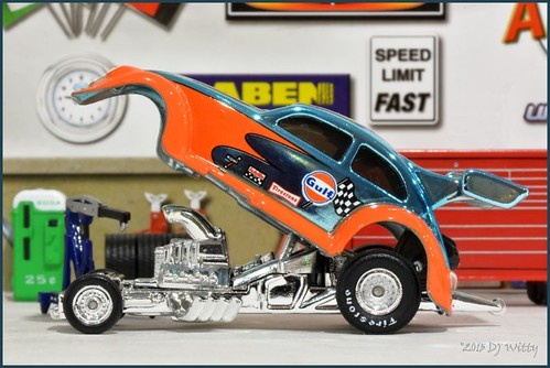 Gulf Racing Drag Beetle Open