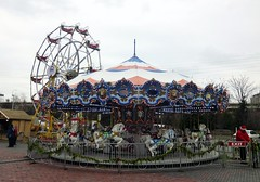 Quiet carousel (wessexman...(Mike)) Tags: carousel