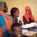 Geasi Ali Farah, 10, attends a class at Kursa Primary School in Afar Region of Ethiopia