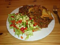 My dinner yesterday (petrusko.rm) Tags: flickrandroidapp:filter=none