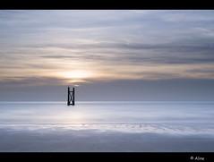X, you and me (Just me, Aline) Tags: longexposure sea holland beach netherlands strand nederland zee le westkapelle langesluitertijd leefilters bigstopper 6ndgh