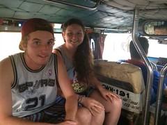 Jeepney (redchillihead) Tags: flickrandroidapp:filter=none philippines 2014 holiday filipino tourists warren smart virginia winder