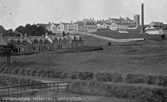 Greenock Combination Hospital (robmcrorie) Tags: history hospital scotland britain patient medical health national doctor nhs service medicine british nurse ward clinic healthcare development disease combination illness institution workhouse ravenscraig reenock infiormary