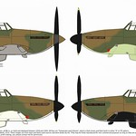 Hawker Hurricane Profiles, Scheme