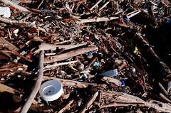 (dadou~) Tags: france beach plastic plage atlanticocean ricohgr plastique seignosse océanatlantique plasticbeach