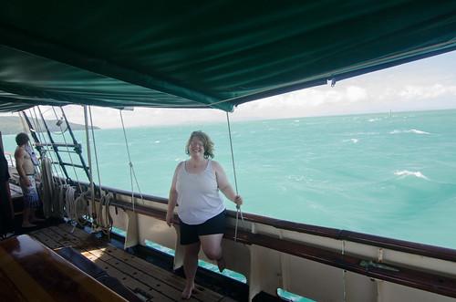 Amy, Whitsundays
