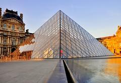 Crevice (Sizun Eye) Tags: paris france fountain pyramid louvre crevice cournapoléoniii