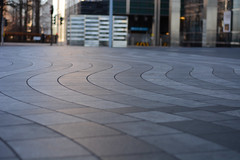 Curves (sarah_presh) Tags: light london december bokeh tube curve canarywharf nikond7100