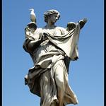 Angel with sudarium