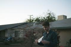 (minakelly) Tags: arizona yard paperairplane myfrontyard derekbixler