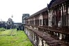Exterior Left South Wall of Angkor Wat's Second Floor (Patumraat) Tags: world old travel holiday building tourism architecture wonder thailand temple ancient cambodia vishnu god religion ruin culture buddhism siem classical civilization wat hindu asean reise reab