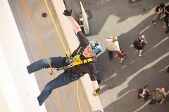 Pasadena 2014 Shatterproof Challenge (ShatterproofHQ) Tags: pasadena rappel fundraiser addiction westin rappelling shatterproof shatterproofchallenge