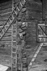 DSC08983_s (AndiP66) Tags: wood winter white black mountains alps schweiz switzerland berge alpen holz weiss wallis schwarz valais tsch woodenhouses andreaspeters hlzhuser