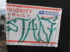 nw (695129) Tags: street usa west green art vancouver graffiti coast washington office artwork sticker nw post mail pacific northwest label tag tags wa postal slap usps graff priority westcoast pnw 228 mailing prioritymailart label228 label228graffiti label228graff prioritymailartwork