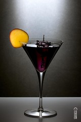 Plum Martini (jesmo5) Tags: blue red party food black color reflection green art water glass colors yellow fruit table gold golden bottle lemon strawberry paint artist glow purple wine peach plum dramatic martini bubbles pop tables gradient lime wineglass elegant rgb gels gel beaumont magazinecover specialevents beaumonttexas productphotography martiniglasses southeasttexas gradated jessiemoore moorecreativedesign