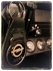 just keys (raphaelhusquinet) Tags: old green love car keys oldie clef opel kadet worldcars