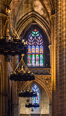 _MG_2882_web -  Stained-glass windows of Barcelona Cathedral