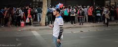 Copa Amrica Chile 2015 (gerez2307) Tags: santiago people color latinamerica sports soccer streetphotography documentary guys images getty fans futbol journalism barriobellavista barriobellasartes reportagespotlight chile2015
