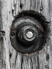 The Doorbell (Tomas Burian) Tags: door old switch bell bottom historic press doorbell