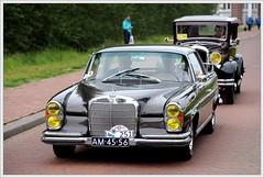 Mercedes-Benz 250SE / 1966 (Ruud Onos) Tags: 1966 mercedesbenz 250se oldtimerdaglelystad mercedesbenz250se nationaleoldtimerdaglelystad ruudonos photographerruudonos am4556 mercedesbenz250se1966 oldtimerdaglelystad2015