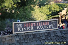 Disneyland (Narwal) Tags: disneyland anaheim ca california usa 美國 加州 迪士尼 樂園 frontierland mark twain riverboat riversofamerica