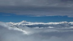 sipario sull'inverno (robra shotography []O]) Tags: winter mountains clouds scape italy apennines gransasso 169 europe