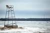 lonely (Cano Vääri) Tags: kallahti kevät spring vuosaari beach seat old abandoned snow ice water 2017 helsinki