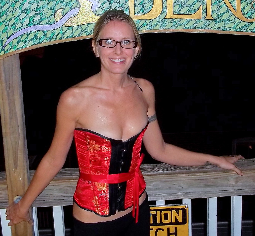 Wife at fantasy fest