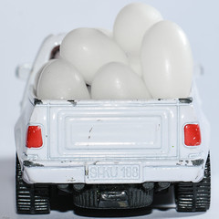 ... overloaded _ (wolli s) Tags: eier flickr macromondays zucker car egg eggs macro makro overloaded sugar