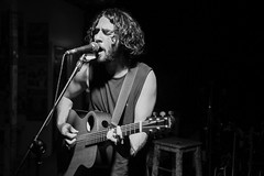 LIVE: Peter Calvert @ The Hideaway Bar, Sydney, 18th Mar