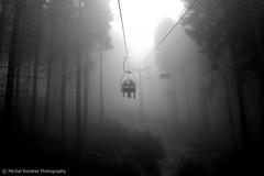 spowity mgłą (MichalKondrat) Tags: czarnagóra sienna polska podróże sudety kłodzko