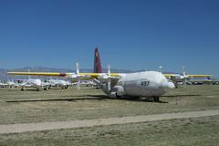 Lockheed.DC-130A Hercules.57-497 (Amarillo Aviation) Tags: amarg boneyard davismontham aircraft military preservation preserved aviation history