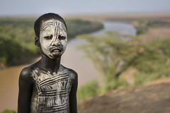 Karo (Paolo Cinque / www.paolocinque.it) Tags: karo people portrait retrato tribe tribes village river omo omoriver omovalley african ethiopian child ethiopia kolcho africa beautiful amazing perfect nice cool awesome stunning world worldwide fantastic nikon d7100 nikond7100 reflex camera dslr dx travel traveler traveller traveling travelling visit visiting sight sightseeing tour tourist tourism journey trip adventure composition discover discovery best image shot pic picture flickr