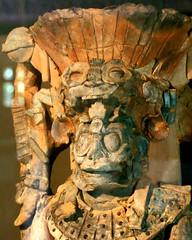 Maya (drlopezfranco) Tags: méxico palenque museo chiapas museum figura figure maya mayan incensario escultura sculpture arqueología archaelogy historia history