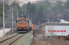 THM 0400-119, vlak 62067, Vrata (The_2044) Tags: trainhungary th thm thm400 thm400119 vrata teretnivlak