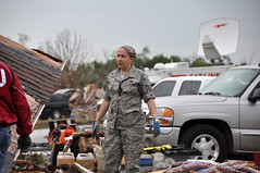 Oklahoma tornado relief (Official U.S. Air Force) Tags: oklahoma unitedstates moore ok assistance usairforce oklahomatornado