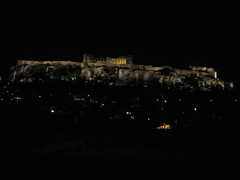 111 - Acropolis at night (Scott Shetrone) Tags: other events places athens parthenon greece monuments acropolis 5th anniversaries