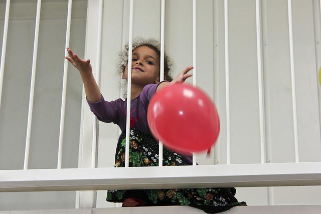 Balcony ballony