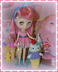 Claire Cupcake in Candyland